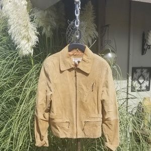 Beautiful Vintage Suede Jacket